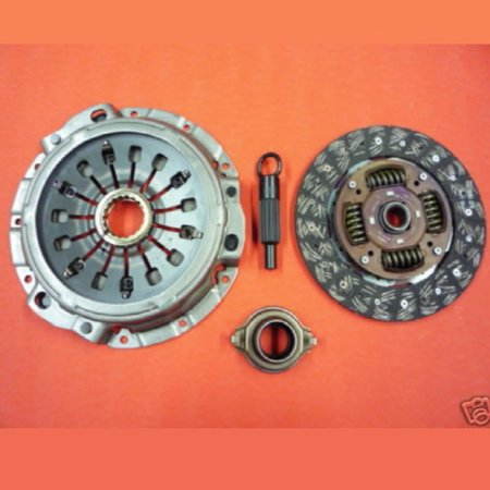 AMC HEAVY DUTY CLUTCH KIT fits 2004-2013 SUBARU WRX STI TURBO EJ25 2.5L ()