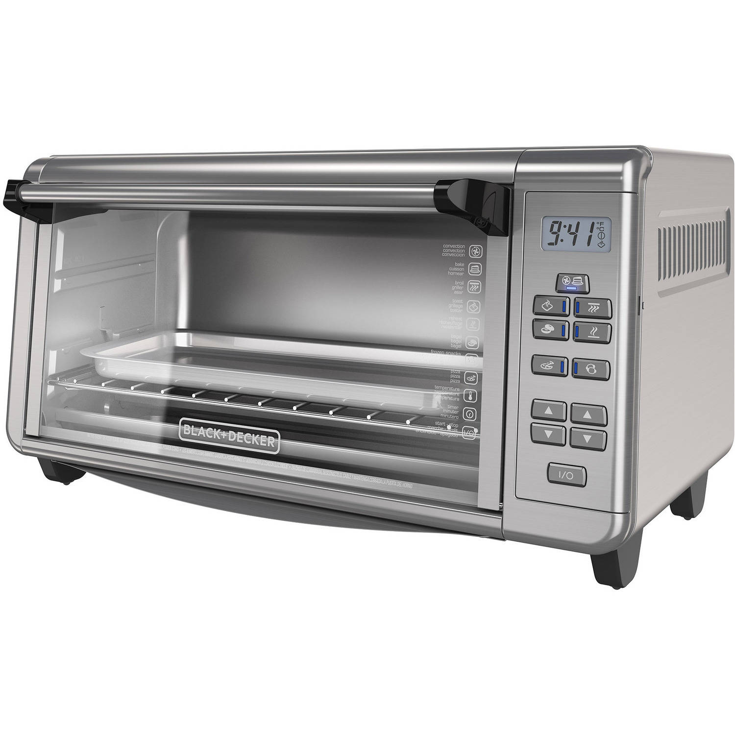 Cool Black And Decker Under Cabi Toaster Oven 17 411ky0xw17l