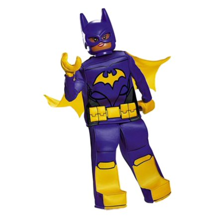 Girls Lego Batgirl Child Halloween Costume DC](Girl Lego Costume)