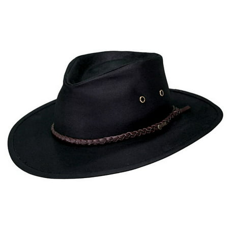 Outback Trading Hat Mens Grizzly Oilskin Waterproof Classic 1486 ()