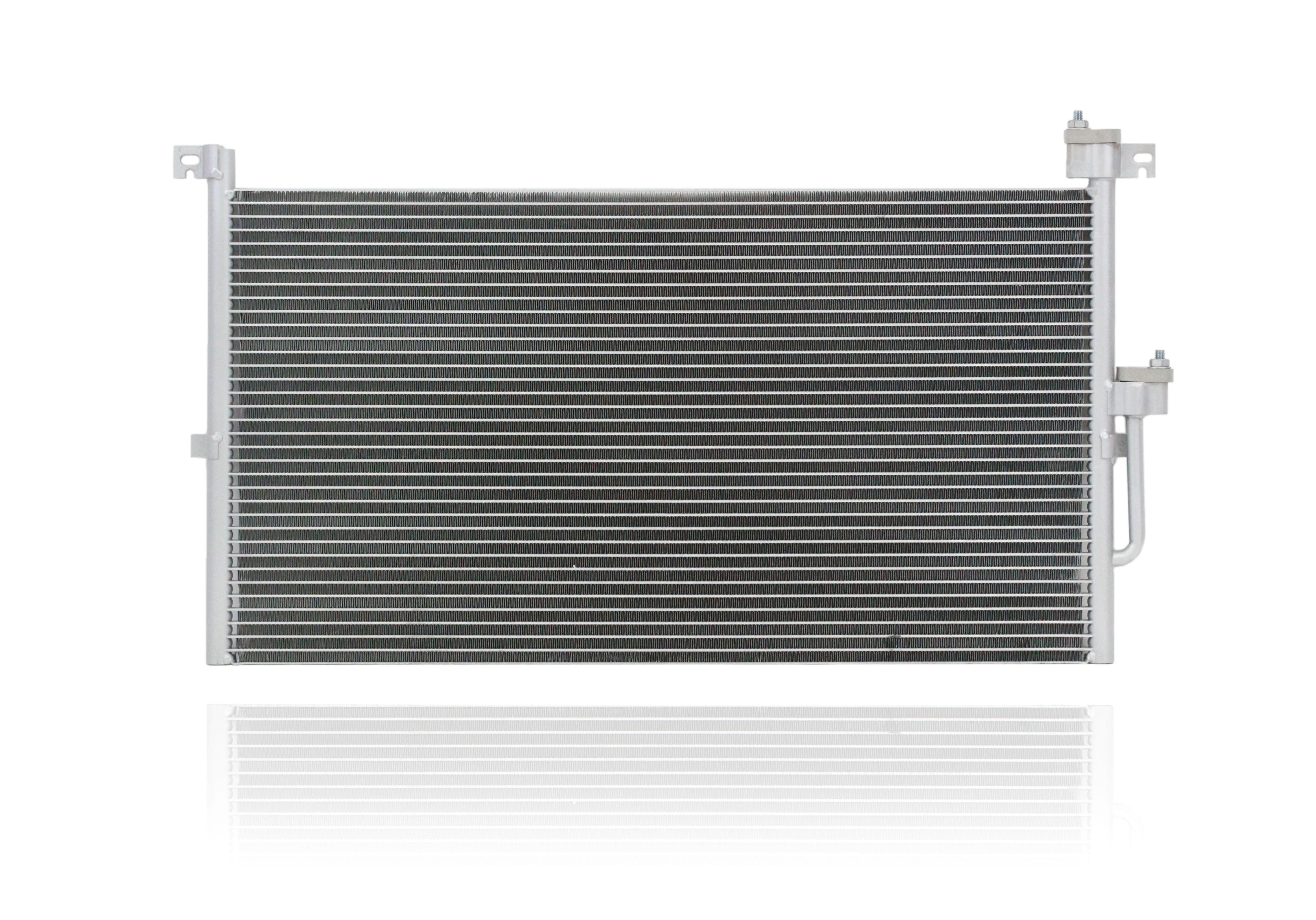 A//C Condenser-4 Door Performance Radiator 3249