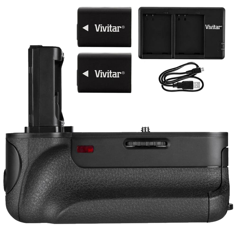 Vivitar PG-A7II Battery Grip (VIV-PG-A7II) for Sony A7, A...