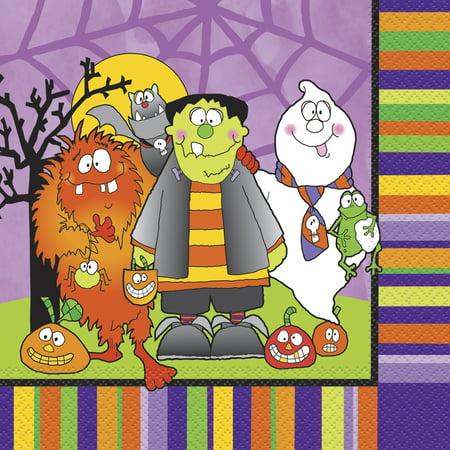 13 Halloween 100 Floors (Unique Little Monsters Halloween Decor 13
