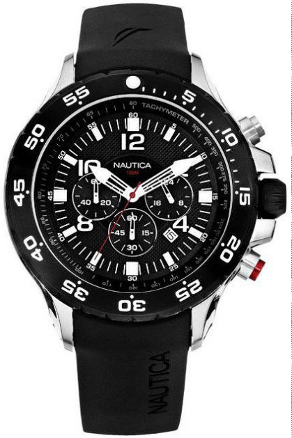 Men's Nautica Chronograph Watch N17526G by Nautica