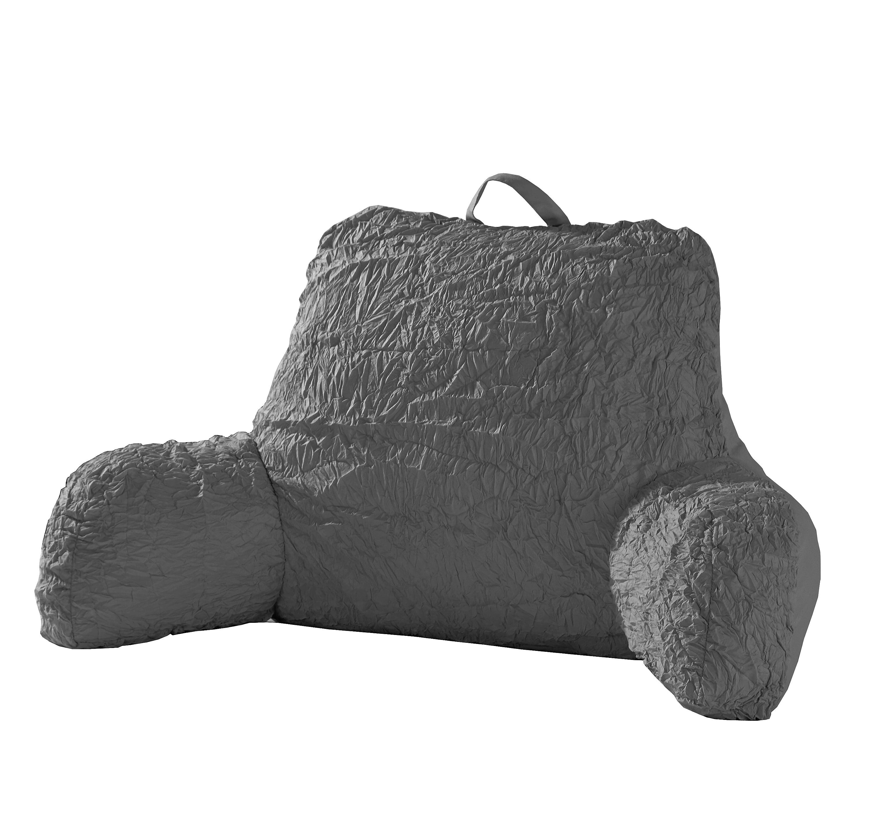 Better Homes & Gardens Kids Textured Ruffle Boyfriend Pillow