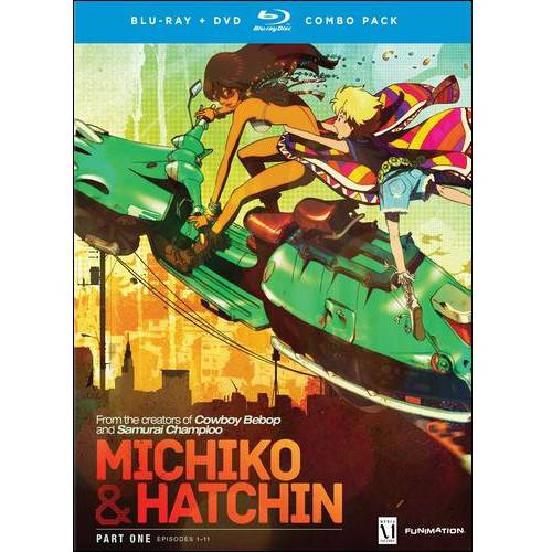 Michiko & Hatchin: Part One (Blu-ray + DVD) (Widescreen)