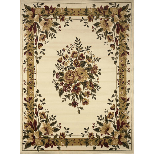 Home Dynamix Optimum Collection Area Rug, Ivory