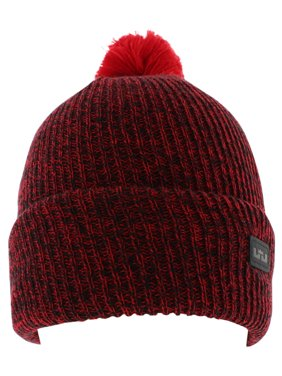 2eda0c51c3b Product Image Nike Mens LeBron 12 Beanie Hat Red One Size