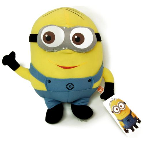 """Despicable Me 2 9"""" Plush Minion Dave by Toy Factory"""
