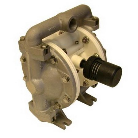 National Spencer Air-Operated Aluminum Double Diaphragm Pump 3/4