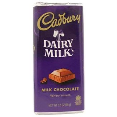 Product Of Cadbury, Dairy Milk Bar, Count 1 - Chocolate Candy / Grab Varieties & Flavors