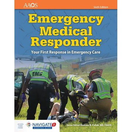 Emergency Medical Responder: Your First Response in Emergency