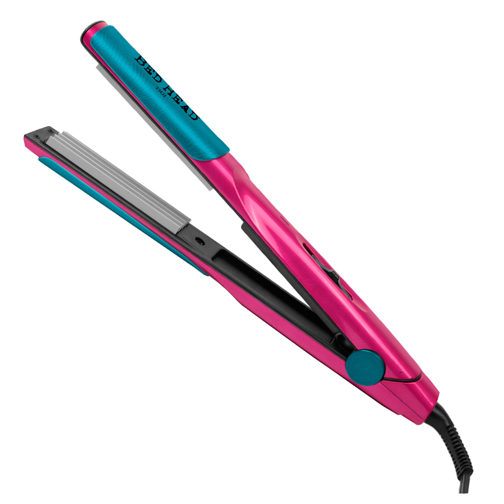 Bed Head Texture and Volume BH344 Ceramic Hair Crimper, Purple With Warranty
