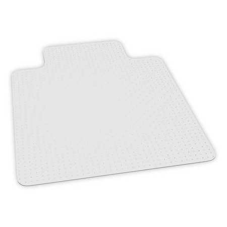 Chair Mat,Lip,Straight Edges,60