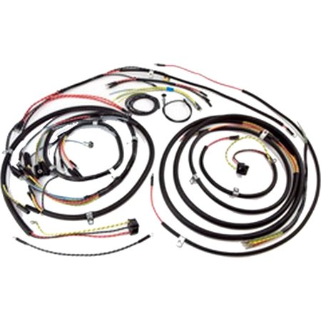 Omix 17201.06 Chassis Wire Harness For Jeep Willys