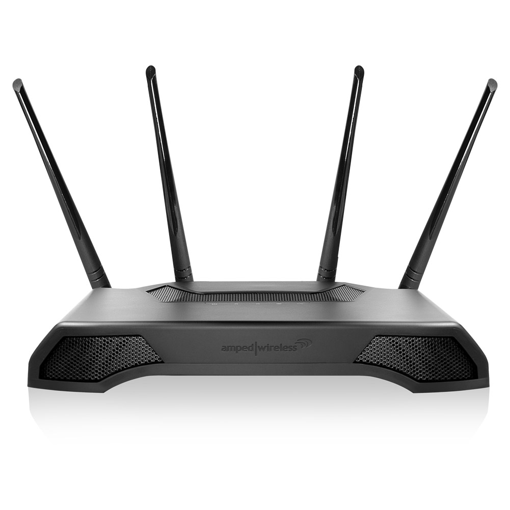 Amped Wireless Athena R2 AC2600 Wi-Fi Router, RTA2600-R2