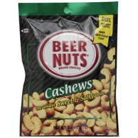 BEER NUTS Cashews - Mid Size Display