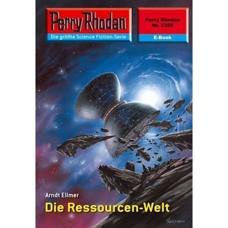 Perry Rhodan 2355: Die Ressourcen-Welt -