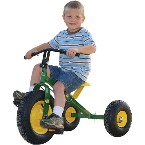 John Deere Mighty Trike >> John Deere Mighty Trike Walmart Com