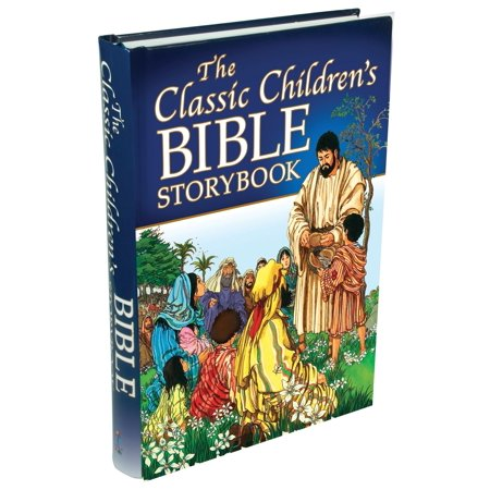 The Classic Children's Bible Storybook (Hardcover) ()