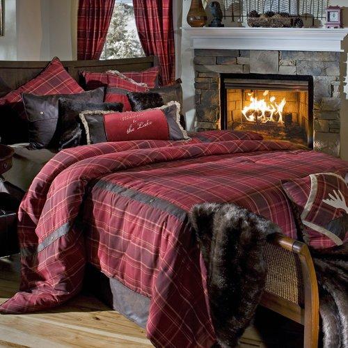 Loon Peak Arthurs Reversible Comforter Set