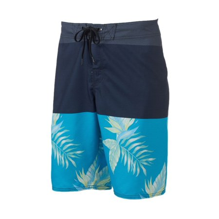 bfd4552f45 Hang Ten Mens Camo Stretch Swim Bottom Board Shorts - Walmart.com