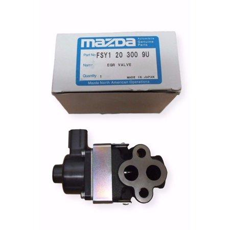 Mazda OEM FSY120300 9U EGR Valve Fits 1998-2003 Mazda Protege -