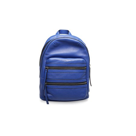 reputable site professional dependable performance Marc Jacobs Women's Leather 'Biker' Backpack Blue