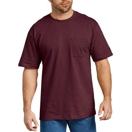 Men's Short Sleeve Heavyweight Pocket T-Shirt,
