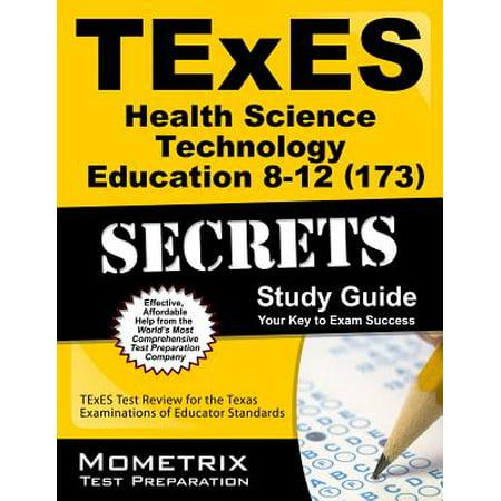Audiobook texes health ec-12 (157) secrets study guide: texes test re….