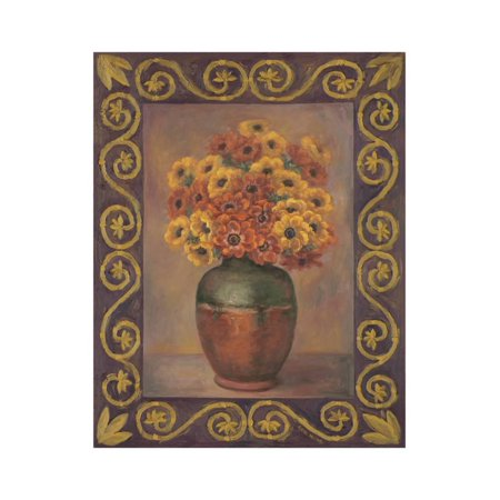 Anemones Print Wall Art By Eva -