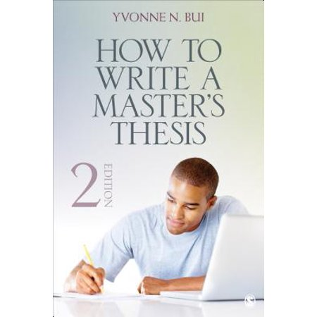 a master s thesis