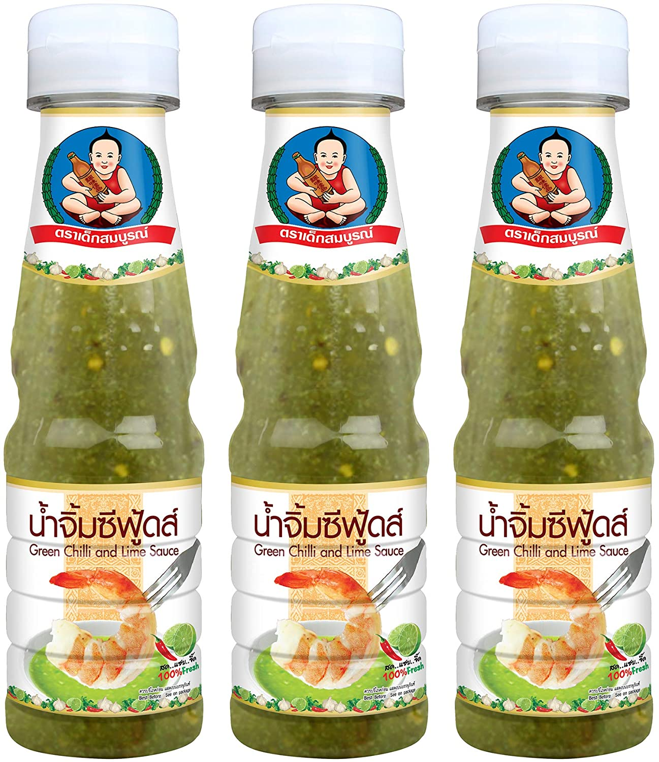 Healthy Boy Seafood Dipping Sauce Green Chili Lime 6 Ounces Product Of Thailand Pack Of 3 Walmart Com Walmart Com Amsr how do i like it? sas asmr seafood sauce lobster boil eating sounds no talking! healthy boy seafood dipping sauce green chili lime 6 ounces product of thailand pack of 3 walmart com