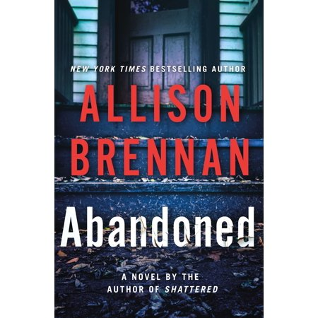 Abandoned (Allison Brennan Kindle)