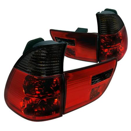 - bmw x5 4 door lens rear tail brake lights pair