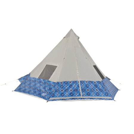 Wenzel Shenanigan 8-Person Tent (Wenzel Klondike 8 Person Family Tent Reviews)