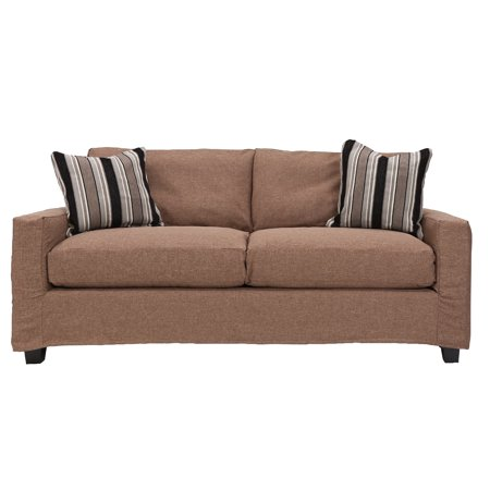 Bombay? Newburgh Sofa Slipcover (Slipcover Only)-Color:Pecan,Style ...