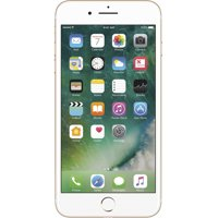 Apple iPhone 7 Plus 128GB Unlocked GSM Quad-Core Phone w/ Dual Rear 12MP Camera - Gold (Certified Refurbished)