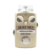 Hotone GOLDEN TOUCH Classic Tube Overdrive Guitar Effect Pedal