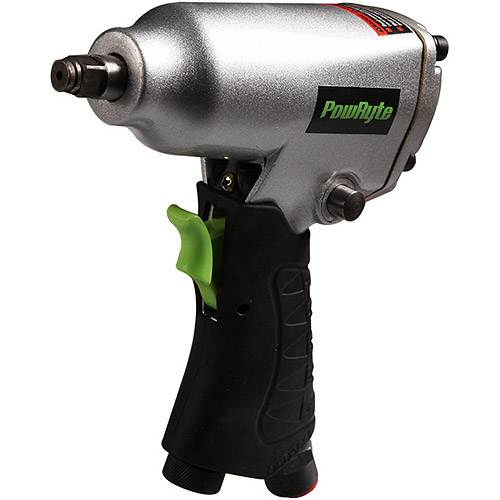 "PowRyte 3/8"" Air Impact Wrench, 100101A"