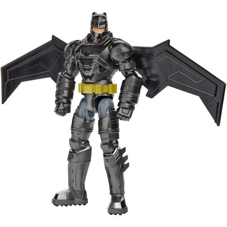 Batman V Superman: Dawn Of Justice Electro-Armor Batman Figure - Batman V Superman Suit