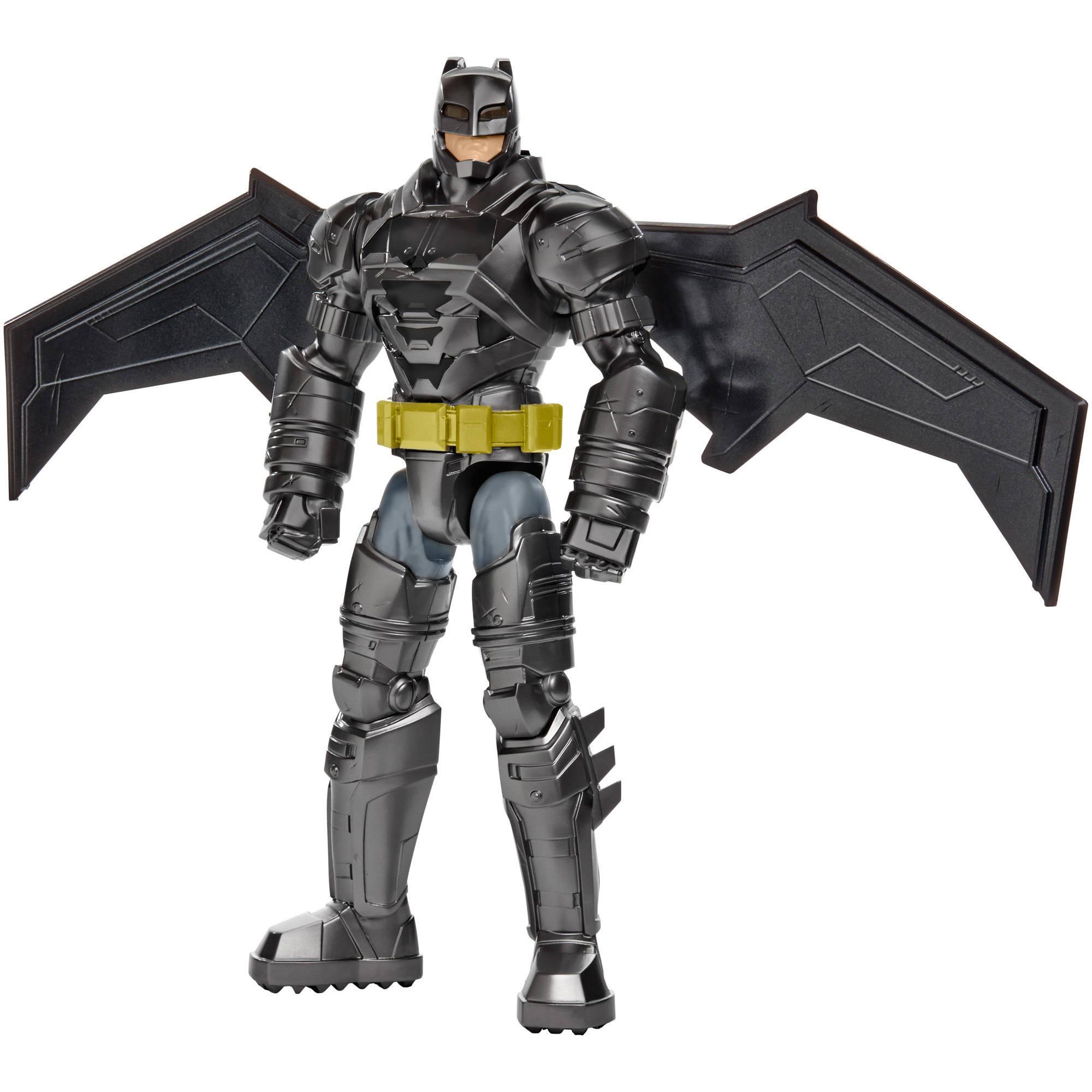 Batman V Superman: Dawn Of Justice Electro-Armor Batman Figure