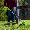 Greenworks 40V 12-Inch String Trimmer 2.0 Ah Battery and Charger Included 2111702
