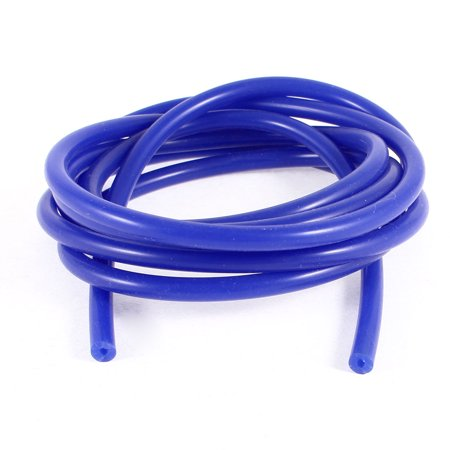 Turbo Piping Silicone Blue Couplers (Unique Bargains ID 2mm Silicone Vacuum Hose Tube Pipe Turbo Coupler High Performance Racing)