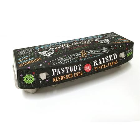 Image of Alfresco Pasture Raised Large Grade A Eggs, 12 ct