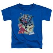 Jla - Unlimited - Toddler Short Sleeve Shirt - 4T