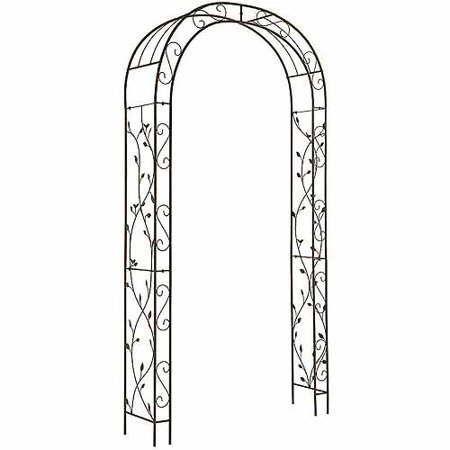 Gardman Nature Steel Arbor Gardman Garden Arch