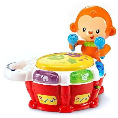 vtech bjy beats monkey drum