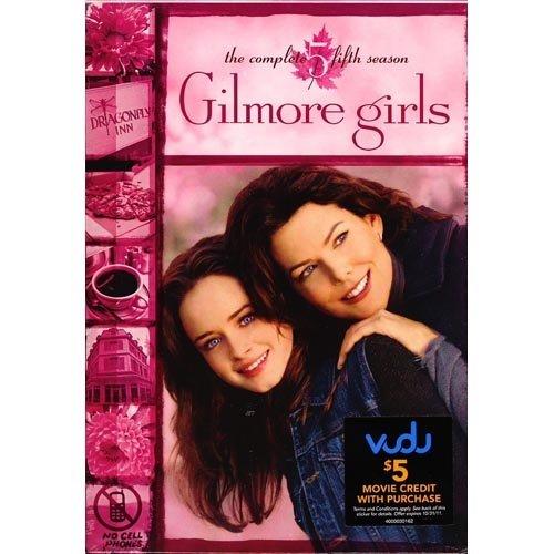 Gilmore Girls: The Complete Fifth Season (Full Frame)