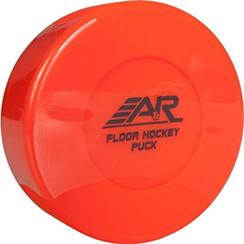 A&R Sports Floor Puck